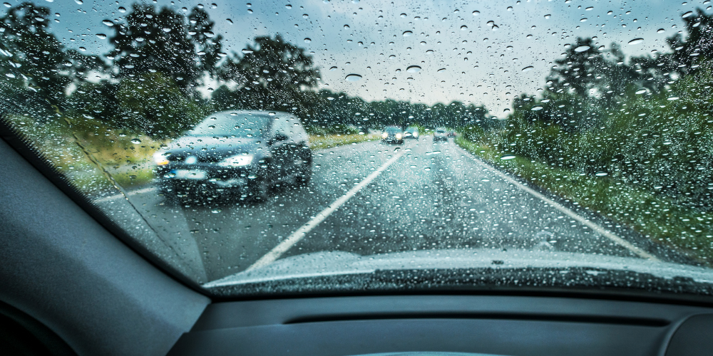 What To Do If You Are In An Accident Caused By The Rain